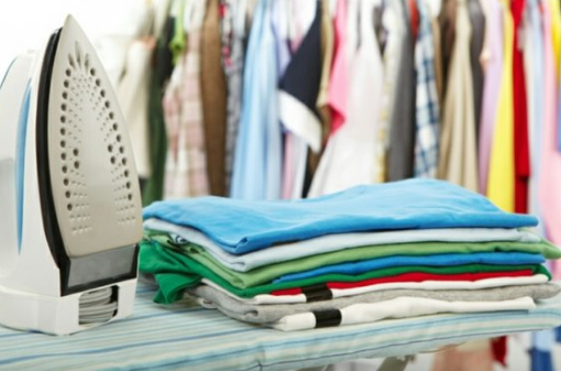 features of ironing