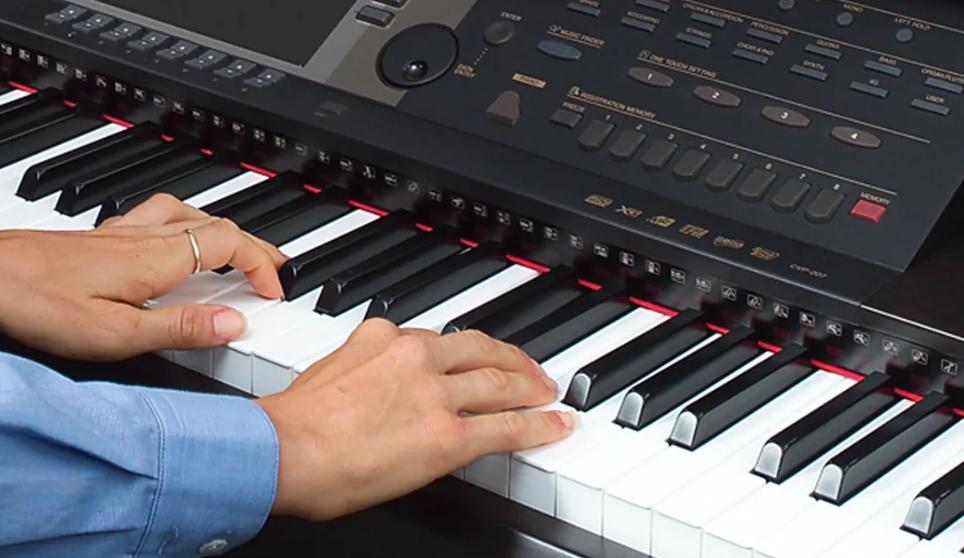 best touch sensitive keyboard