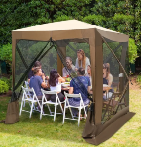 the best screen tent